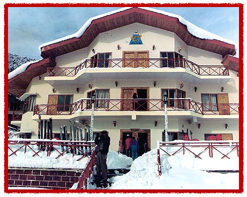 Clifftop Club Hotel Auli