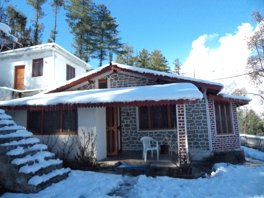Dream Mountain Resort Joshimath Auli